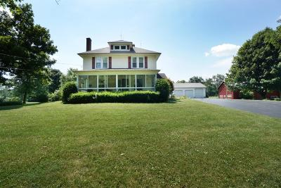Warren County Single Family Home For Sale: 5385 Lytle Road