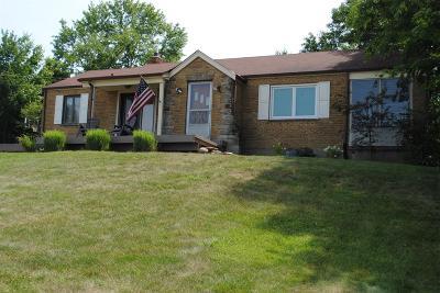 Cincinnati Single Family Home For Sale: 5456 Honnert Drive