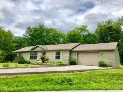 Rising Sun Single Family Home For Sale: 14603 Bear Branch Road