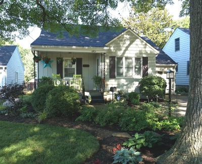 Cincinnati Single Family Home For Sale: 6765 Parkview Drive