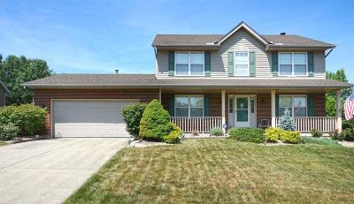 Liberty Twp Single Family Home For Sale: 5056 Elk Fairways Drive
