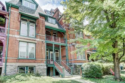 Cincinnati Condo/Townhouse For Sale: 2118 Saint James Avenue #1