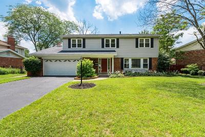 Hamilton County Single Family Home For Sale: 5459 Firethorn Court