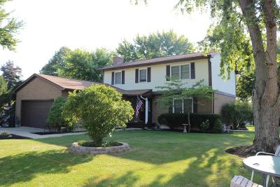 Mason Single Family Home For Sale: 916 Briarwood Court