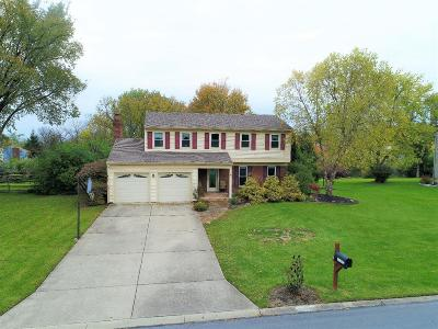 West Chester Single Family Home For Sale: 7639 E Whitehall Circle