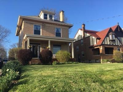 Cincinnati Single Family Home For Sale: 3148 Montana Avenue