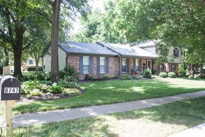 Warren County Single Family Home For Sale: 8747 Creekwood Drive