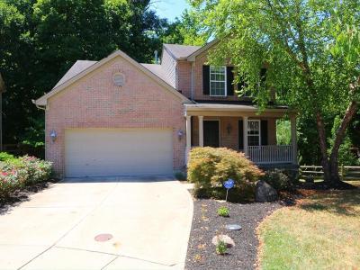 Cincinnati Single Family Home For Sale: 4989 Highhollow Lane