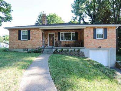 Cleves Single Family Home For Sale: 240 Cleves Avenue
