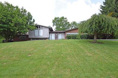 Cincinnati Single Family Home For Sale: 11169 Embassy Drive