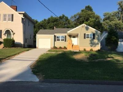 Green Twp Single Family Home For Sale: 3008 Carroll Avenue