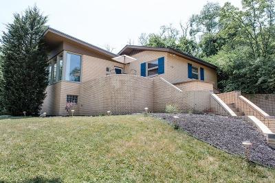 Hamilton Single Family Home For Sale: 414 Hyde Park Drive