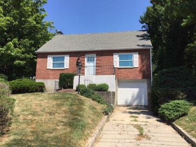 Cincinnati Single Family Home For Sale: 3632 Muddy Creek Road