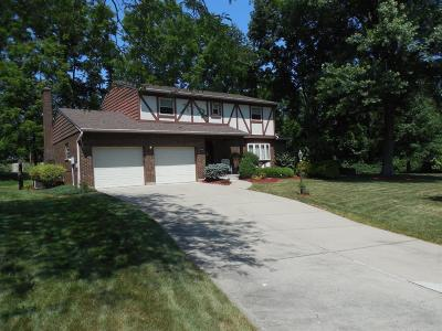 Green Twp Single Family Home For Sale: 2263 Beechcroft Court