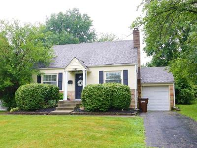 Green Twp Single Family Home For Sale: 5543 Leumas Drive