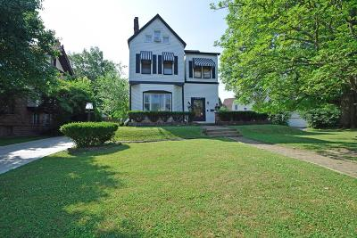 Norwood Single Family Home For Sale: 4236 Forest Avenue