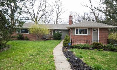 Cincinnati Single Family Home For Sale: 5827 Kinoll Avenue