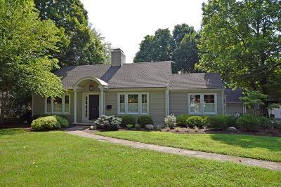 Hamilton County Single Family Home For Sale: 611 Floral Avenue