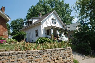 Cincinnati Single Family Home For Sale: 4104 Whetsel Avenue