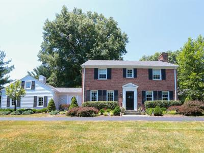Indian Hill Single Family Home For Sale: 5895 Crabtree Lane