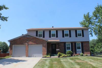 Cincinnati Single Family Home For Sale: 1314 Waycross Road