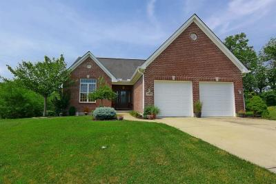 Lawrenceburg IN Single Family Home For Sale: $279,900