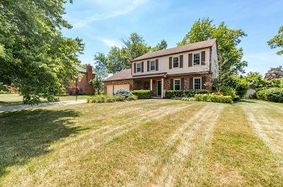 West Chester Single Family Home For Sale: 5781 Zaring Drive