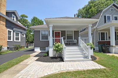 Cincinnati Single Family Home For Sale: 3930 Briggs Place