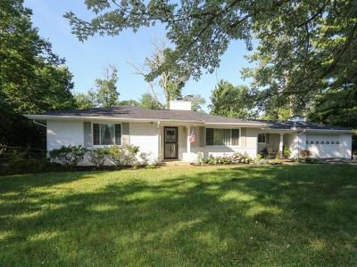 Hamilton County Single Family Home For Sale: 6901 Dearwester Drive