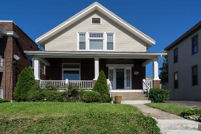 Cincinnati Single Family Home For Sale: 3634 Stettinius Avenue
