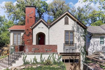 Cincinnati Single Family Home For Sale: 3118 Kinmont Street