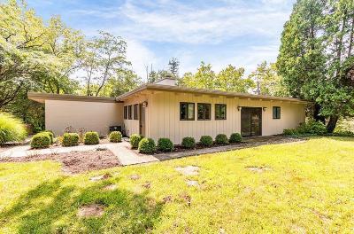 Oxford Single Family Home For Sale: 4515 Oxford Trenton Road