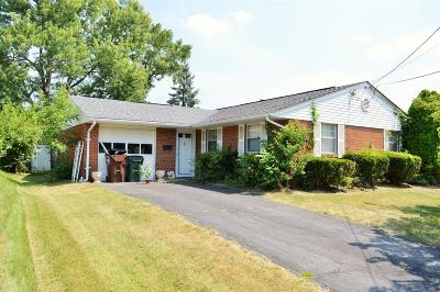 Colerain Twp Single Family Home For Sale: 3114 Nightfall