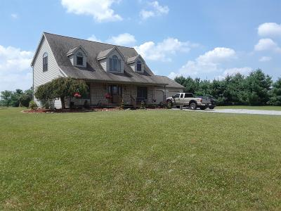 Fayette County Single Family Home For Sale: 423 Greenfield Sabina Road