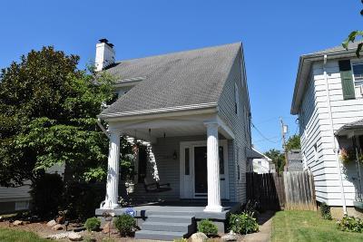 Hamilton Single Family Home For Sale: 343 Sherman Avenue