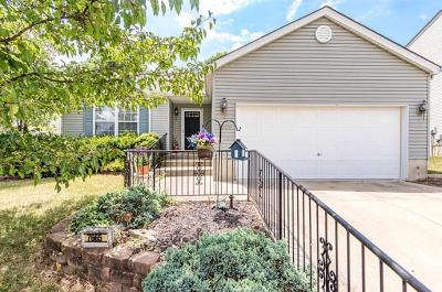 Hamilton Single Family Home For Sale: 7665 Mourning Dove