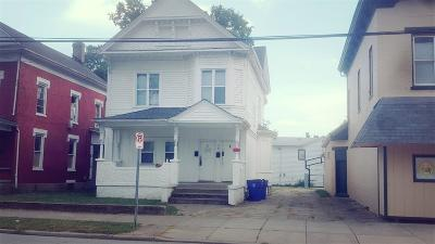 Butler County Multi Family Home For Sale: 605 Heaton Street