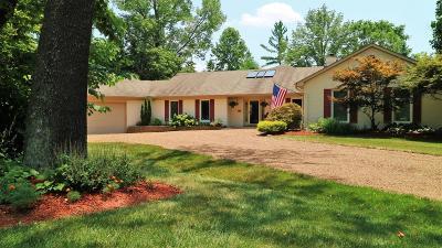 Hamilton County Single Family Home For Sale: 10402 Shadyside Lane