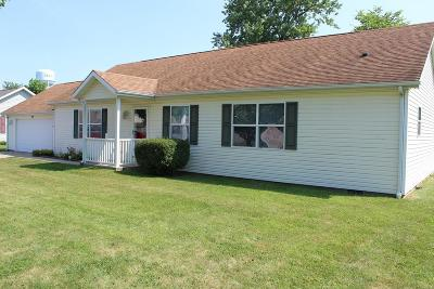 Adams County, Brown County, Clinton County, Highland County Single Family Home For Sale: 42 Trahera Lane