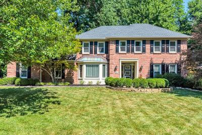 Miami Twp Single Family Home For Sale: 831 Old Mill Drive