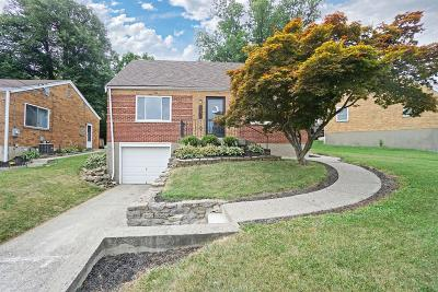 Green Twp Single Family Home For Sale: 5273 Leona Drive