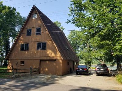 Clermont County Single Family Home For Sale: 727 Palestine Road