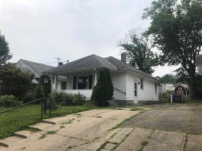 Butler County Single Family Home For Sale: 404 Harrison Avenue