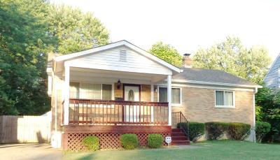 Hamilton County Single Family Home For Sale: 6920 Shamrock Avenue