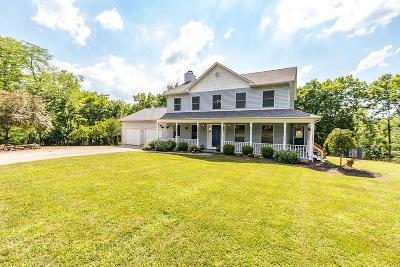 Hamilton County Single Family Home For Sale: 11679 Stone Mill Road