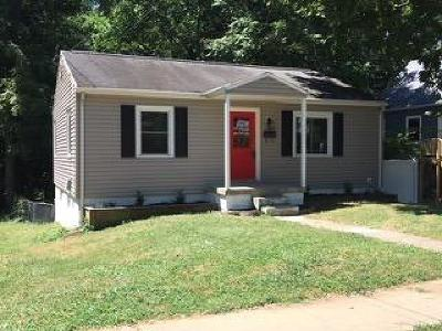 Cincinnati OH Single Family Home For Sale: $132,500