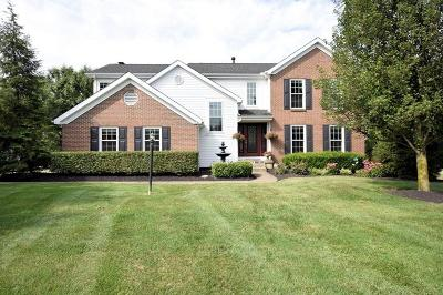 West Chester Single Family Home For Sale: 8075 Quail Meadow Lane