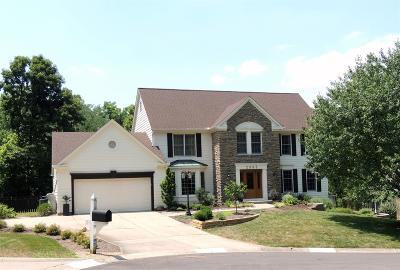 Hamilton County Single Family Home For Sale: 2983 Bent Tree Court