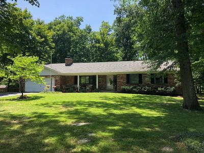 Clermont County Single Family Home For Sale: 4179 Deepwood Lane