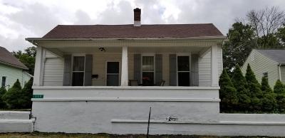 Preble County Single Family Home For Sale: 309 Deem Street